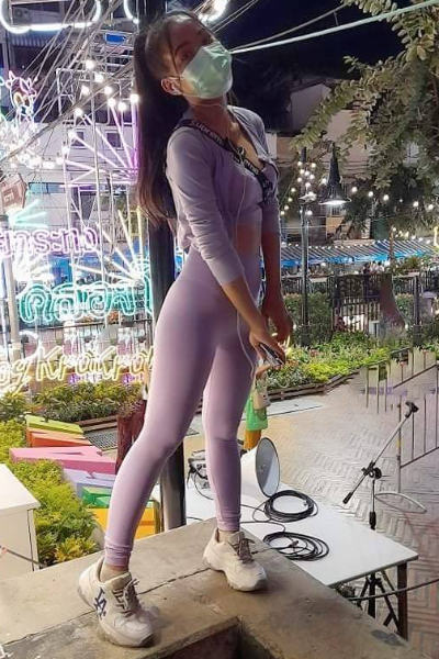 young 20 year old escort in Bangkok
